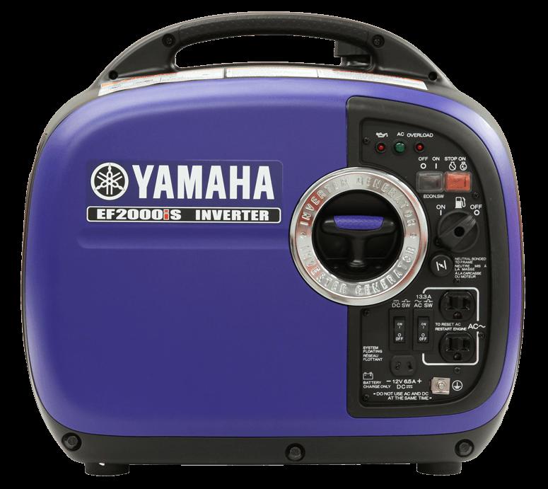 Yamaha EF2000iS Generator Front