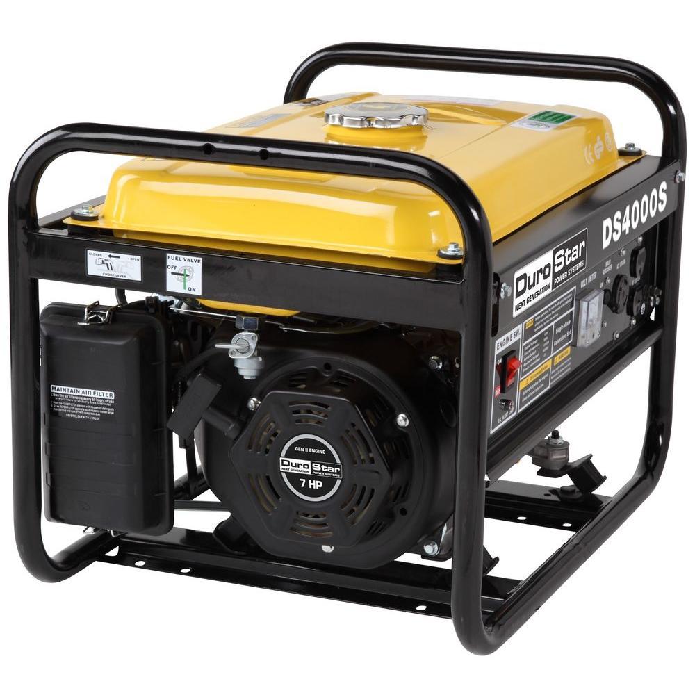 DuroStar DS4000S Generator